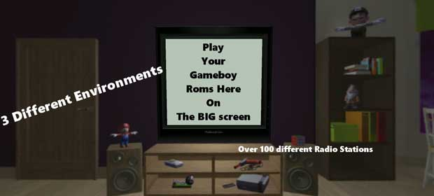 GVRgb VR Gameboy Emulator