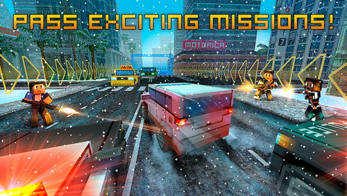 Block City Wars Pixel Shooter with Battle Royale 7.1.1 APK ...