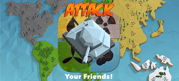 Attack Your Friends, Risk game