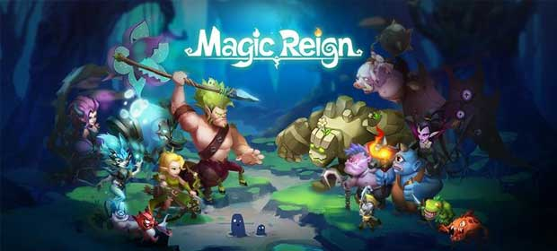 Magic Reign