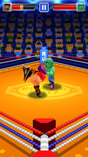 One Tap Boxing