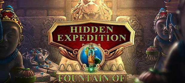 Hidden Expedition: Fountain