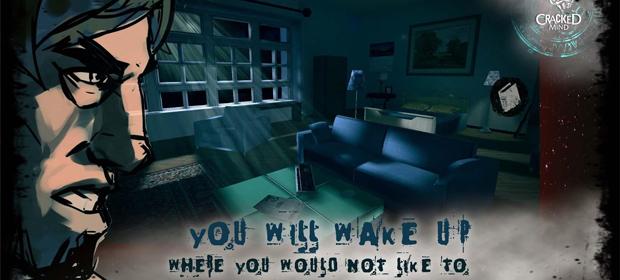 Cracked Mind: 3D Horror Full