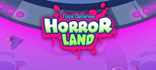 Toys Defense: Horror Land