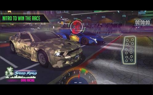 Speed Kings Drag & Fast Racing