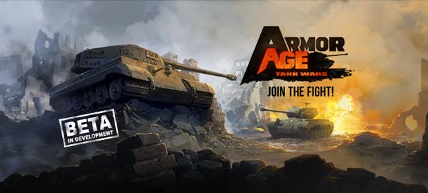 Armor Age: Tank Wars (Unreleased)