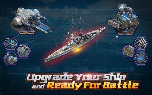 Warship X - Massive Naval Game
