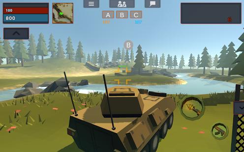 Crazy War (beta)