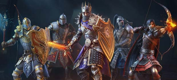 Iron Blade - Medieval Legends (Unreleased)