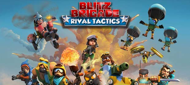 Blitz Brigade: Rival Tactics (Unreleased)