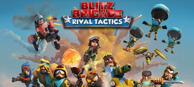 Blitz Brigade: Rival Tactics (Unreleased)