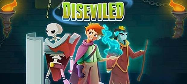 Diseviled Action Platform Game