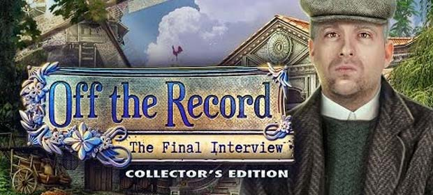 Off Record: Final Interview