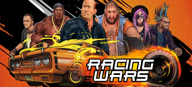 Racing Wars - Go! (Unreleased)
