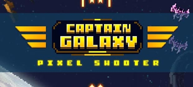Captain Galaxy – Pixel shooter