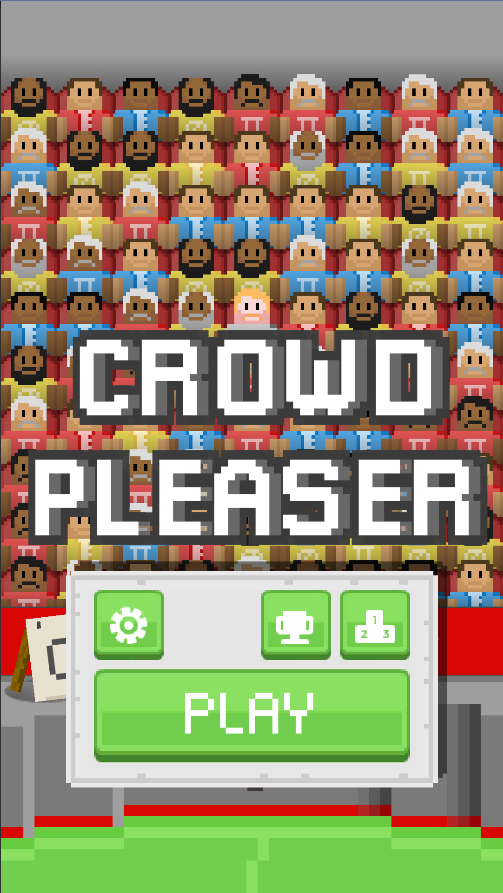 Crowd Pleaser!