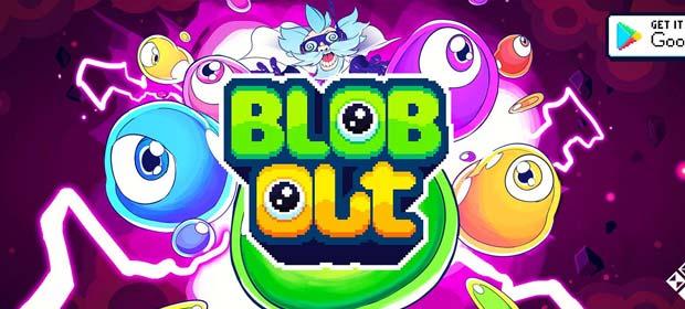 Blobout - Endless Platformer