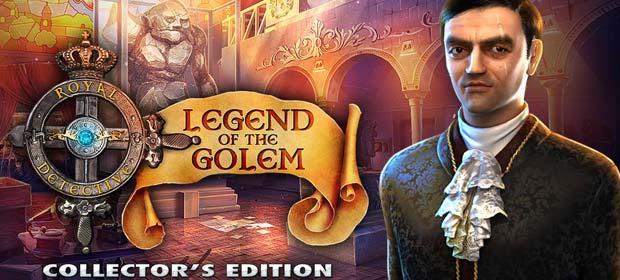 Royal Detective: The Golem