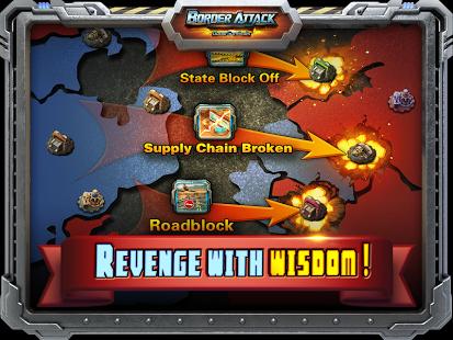 Border Attack - Doom Survivals