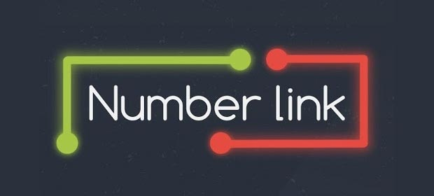 Number link - connecting dots