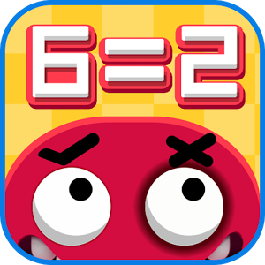Number Monster-math train