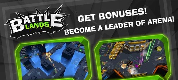 Battle Lands Free Online PvP (Multiplayer shooter)