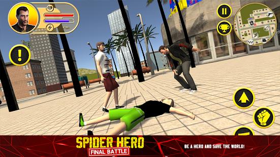 Spider Hero: Final Battle