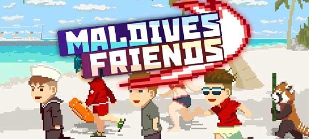 Maldives Friends : Pixel Flappy Fighter