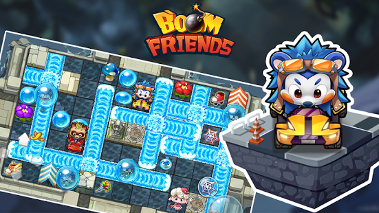 Boom Friends – Super Bomberman Game