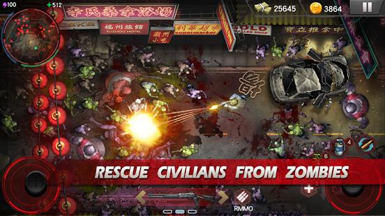 Zombie Shoot:Pandemic Survivor