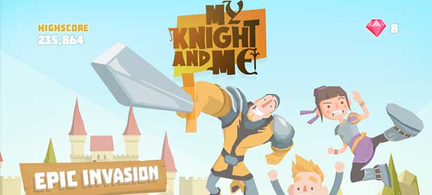 My Knight and Me - Epic Invasion (Unreleased)
