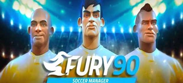 Fury 90 - Soccer Manager (Unreleased)