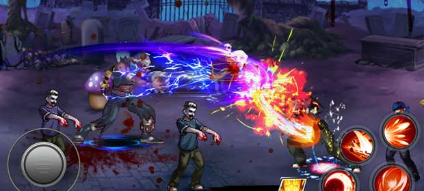 Death Zombie Fight