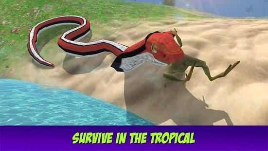 King Cobra Snake Simulator 3D