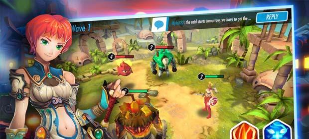 Heroes of Rings: Dragons War - Fantasy Quest Games