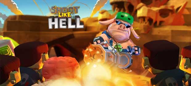 Shoot Like Hell: Zombie