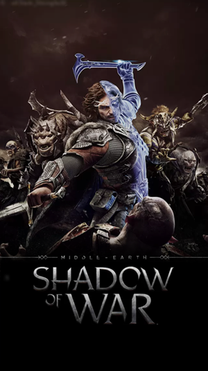 Middle-earth: Shadow of War (Unreleased)