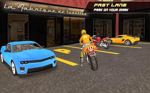 Bike Parking Adventure 3D