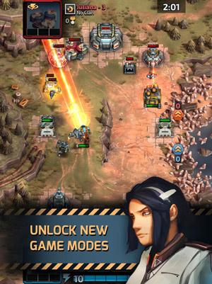 Warzone: Clash of Generals (Unreleased)