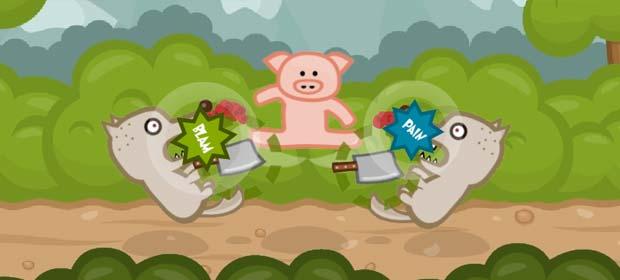 Bacon May Die ⚔️ Fun Beat Em Up Game