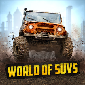 World of SUVs: Online (Unreleased)