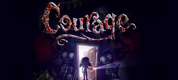 Courage: A Horrifying Adventure (Unreleased)