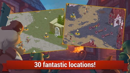 Tower Defense: Syndicate Heroes TD