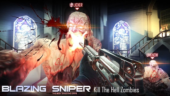 Blazing Sniper - Elite Killer Shoot Hunter Strike