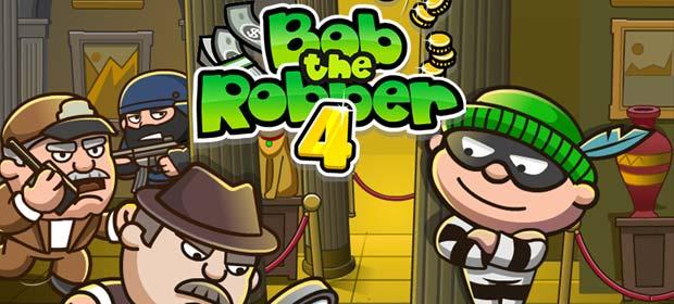 Bob The Robber 4: Season 3 - Free Online Game | Kizi