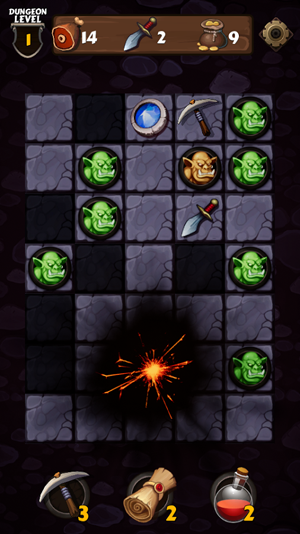 Vault Raider - roguelike dungeon crawler