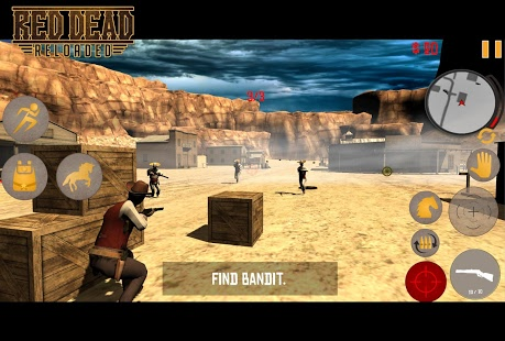 Red Western Dead Reloaded (Sandbox styled Action)