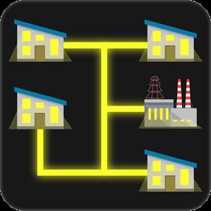 Powerline - logic puzzles