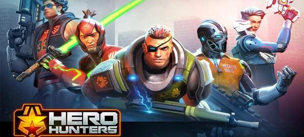Hero Hunters (Unreleased)