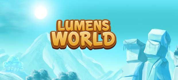Lumens World- Fun stars and crystals catching game